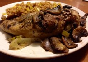 Herb de Provence Chicken
