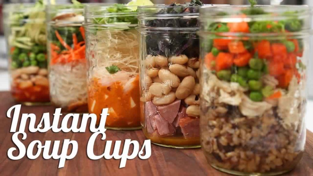 Best 5 Recipes for Homemade Soup in a Mason Jar