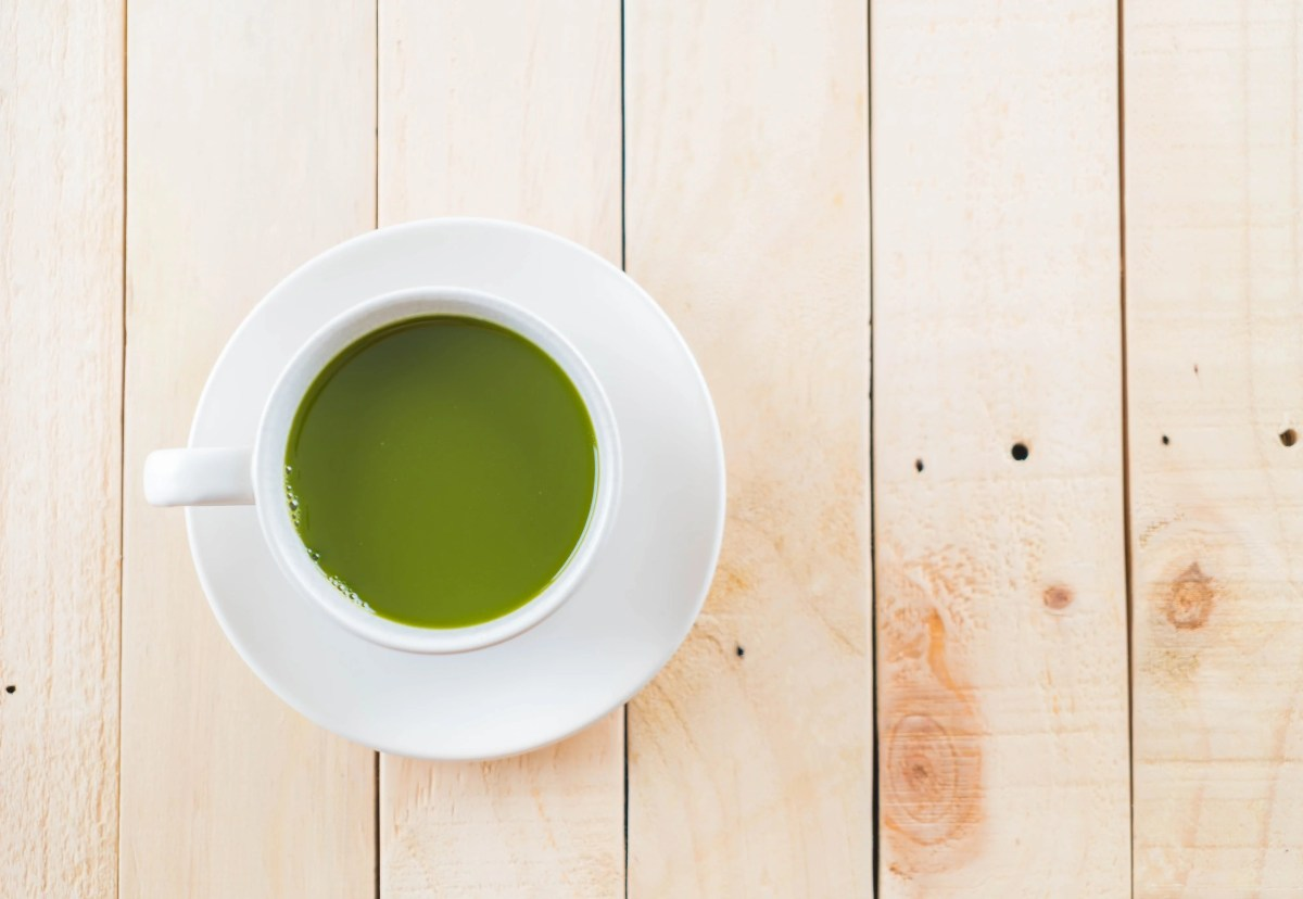 When to drink green tea for weight loss