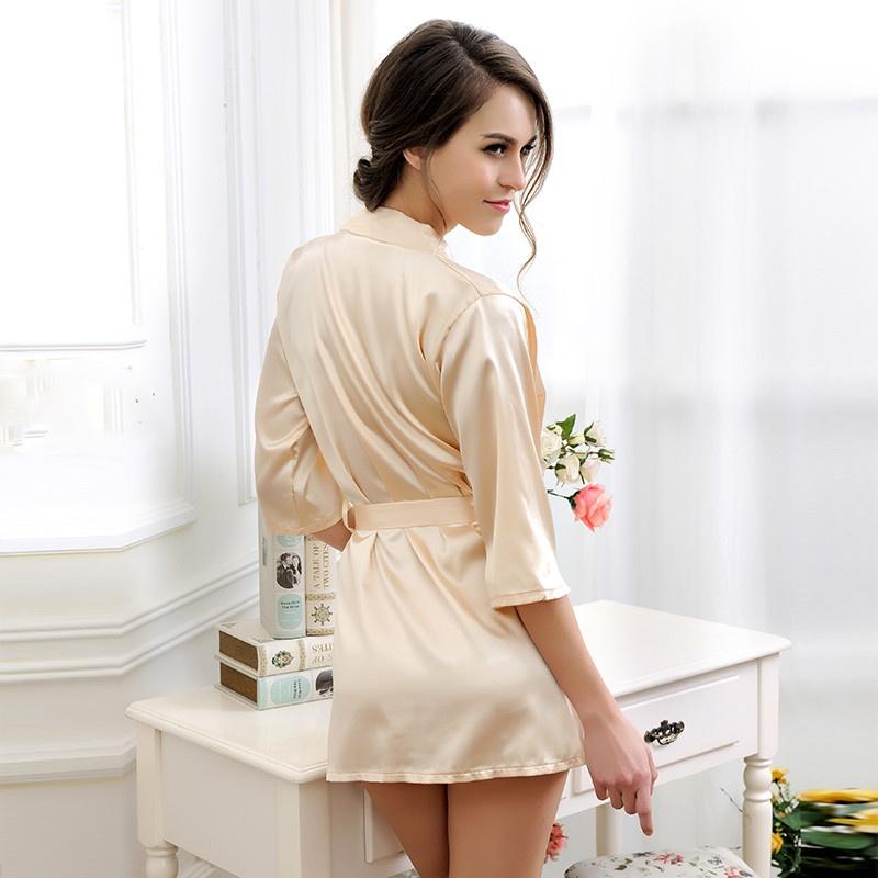 82f4e69d56 Women Sleeping Robe -