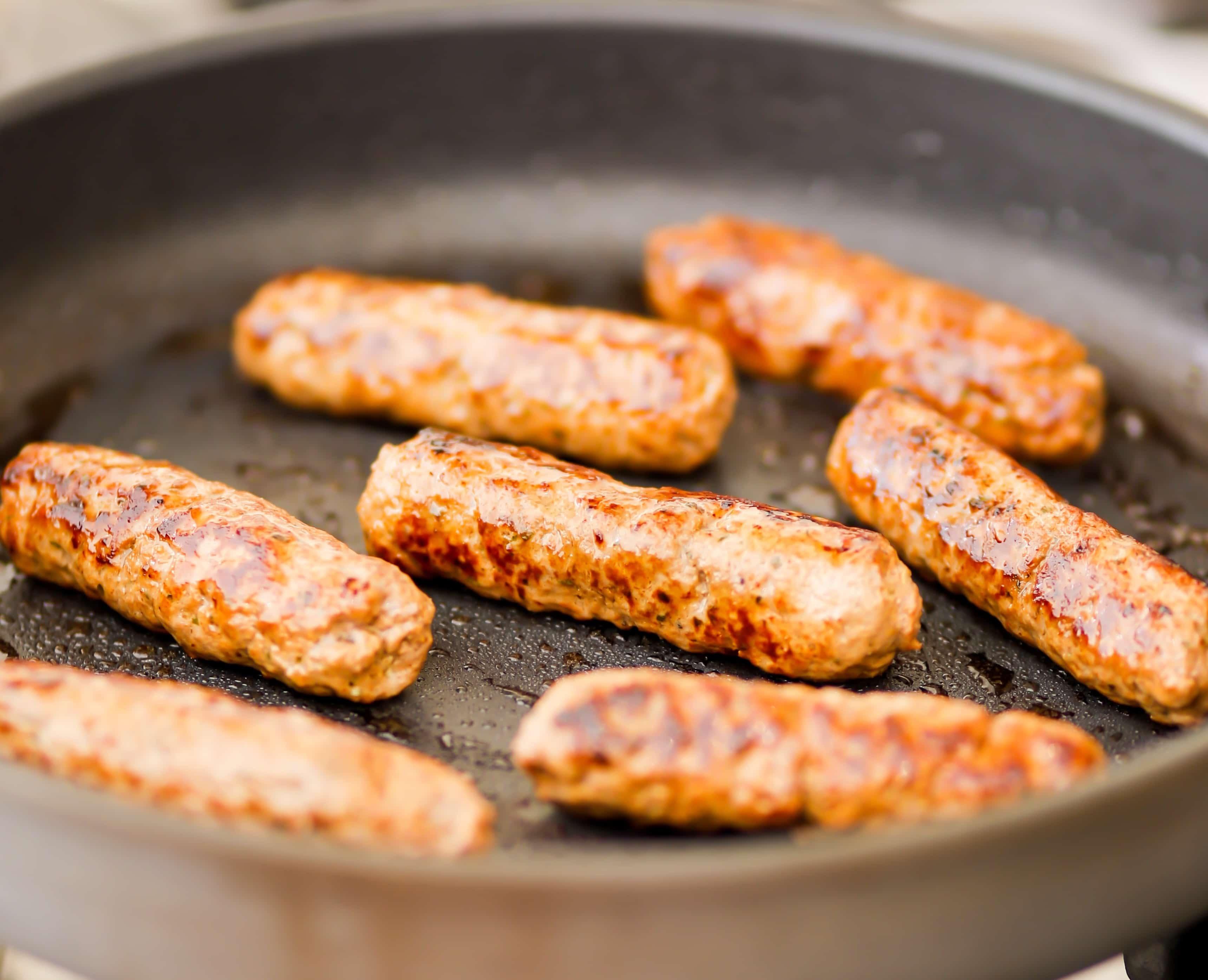 THMIII: Skinless Sausages - skinnymixers
