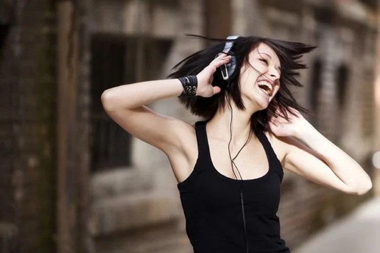 Turn on the tunes to lift your spirits!