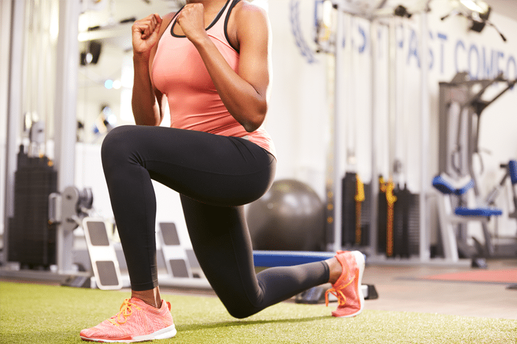 Exercise your legs and burn those vacation cellulite on this challenge
