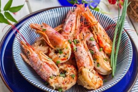 Easy Shrimp Sautè