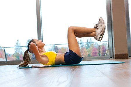9 Best Flat Belly Workouts