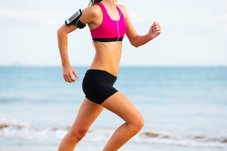 This beginner exercise program will help you get in great shape!