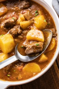 This basic but incredibly flavorful stew is sure to please the entire family!