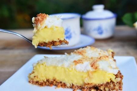Grandma's Coconut Cream Pie