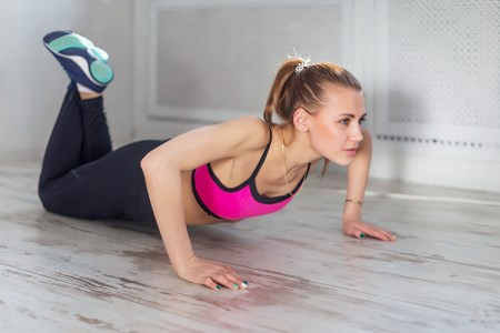 Absolute Beginner's Guide to Getting in Shape