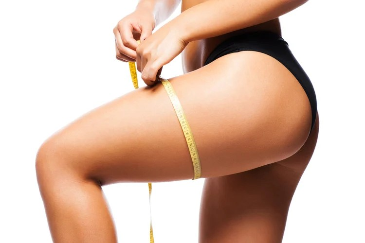 How to slim your thighs in 6 movements