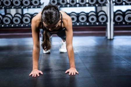 5-Minute Core Plank Challenge