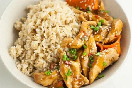 One-Pot Sesame Chicken Recipe