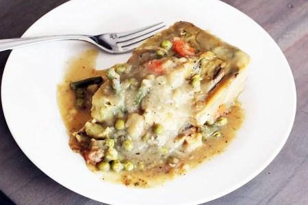 Gardener's Pie   High-Protein Vegan Recipes