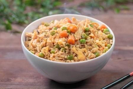 Restaurant-Style Chicken Fried Rice