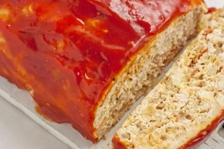 Quick & Easy Recipe: Skinny Turkey Meatloaf