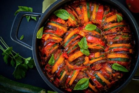 Traditional Ratatouille Recipe