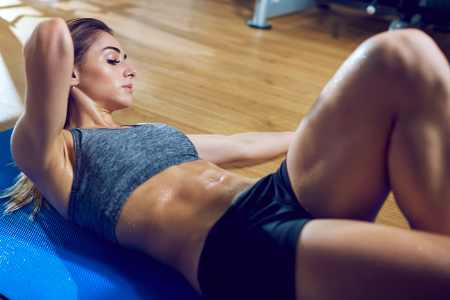 7-Day At-Home Ab Workout Routine