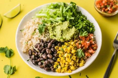 Plant-Based Burrito Bowl Recipe