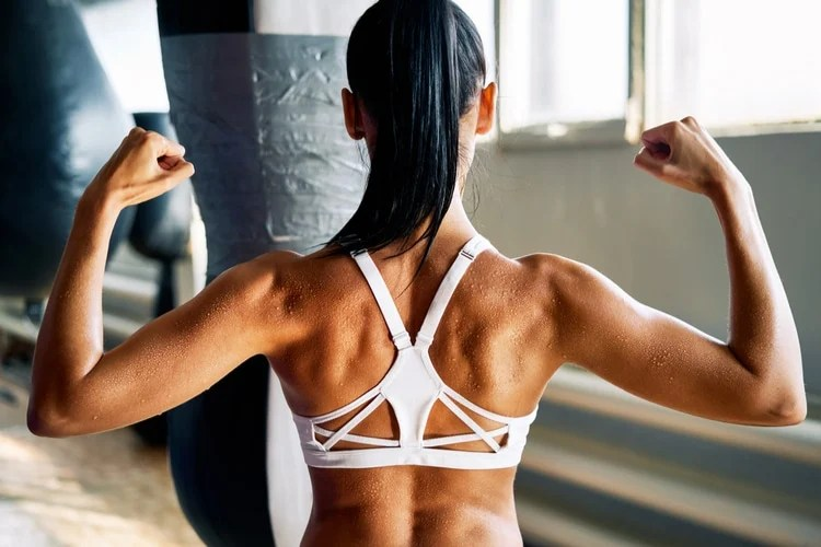 A workout that targets all back muscles!