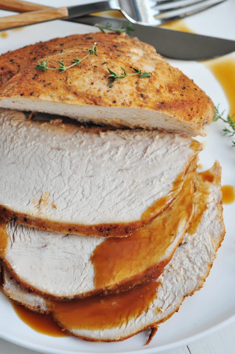 Cooking the perfect turkey really only takes a few simple steps!