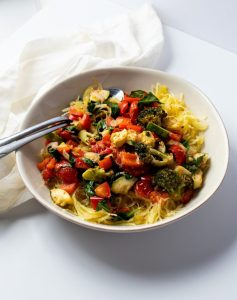 Enjoy this tasty recipe for dinner and again for lunch the next day!