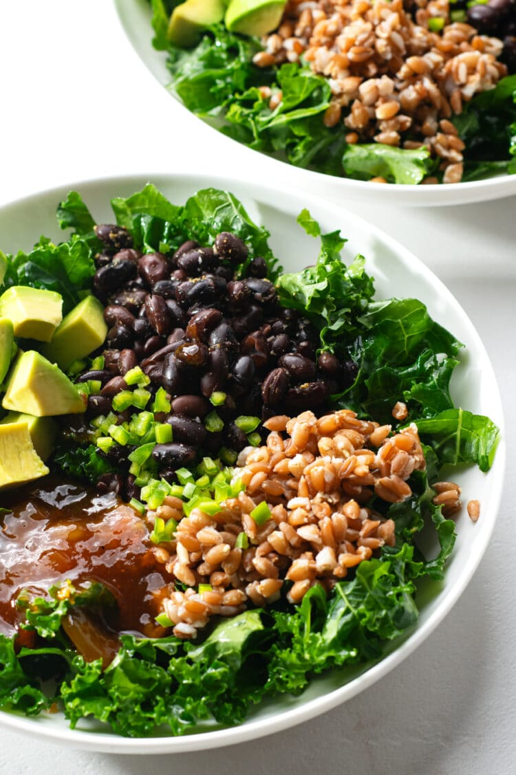 This is a super healthy but absolutely delicious dinner option.
