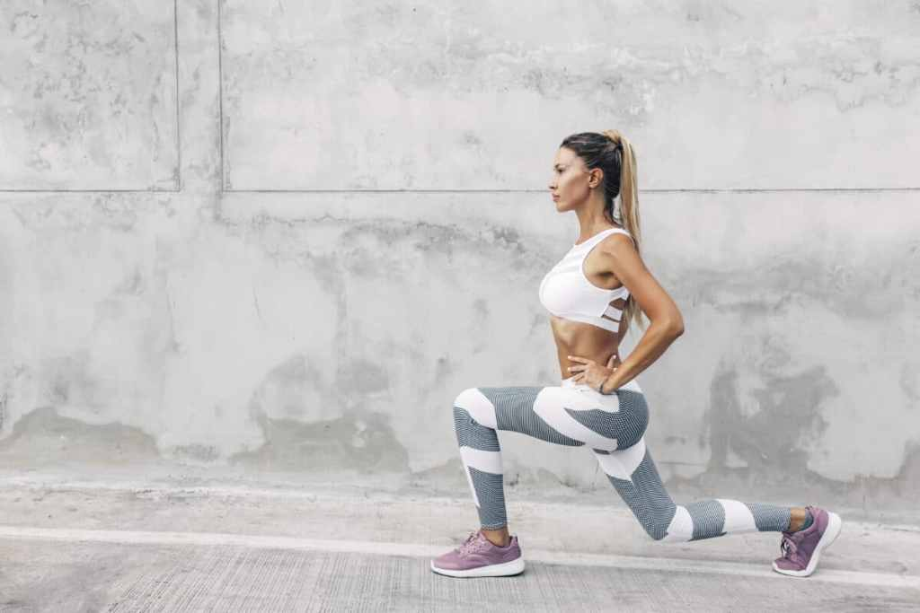 Our 7-Day Lean Leg Training Challenge is a great way to learn some new moves.