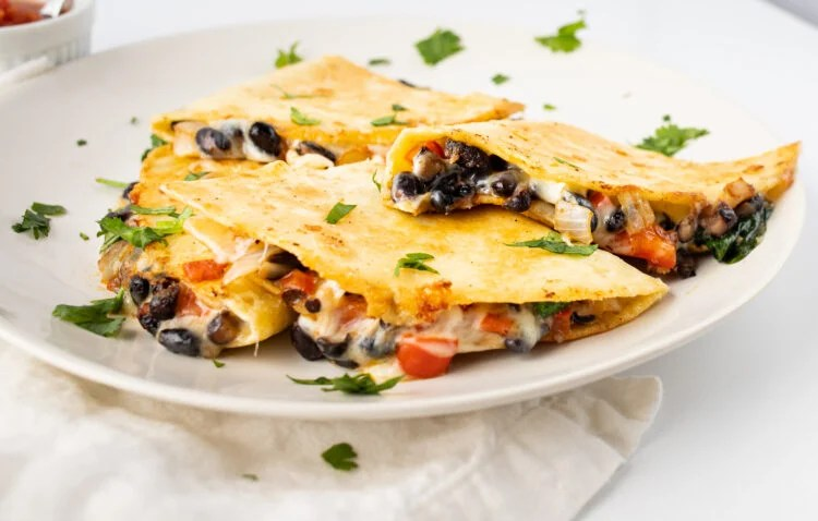 Customize these quesadillas to suit your cravings.