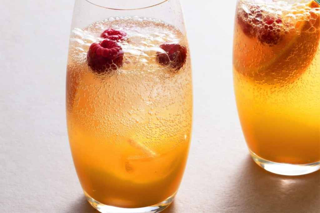 Our delicious Citrus Spritz Cocktail is the perfect way to cool off on a hot summer day!