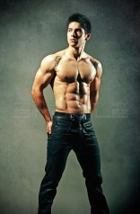 Tom Imanishi fitness model