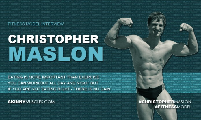 Christopher Maslon interview
