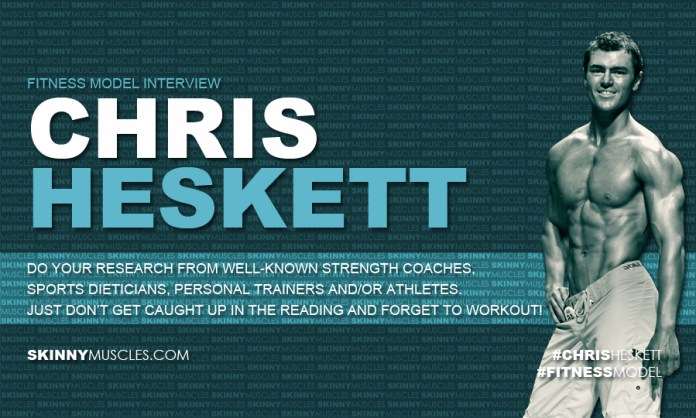 Chris Heskett interview