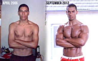 Nassim Sahili transformation