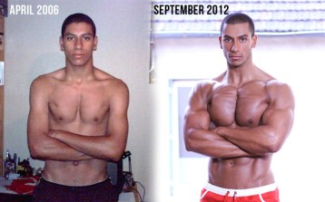 Nassim Sahili transformation