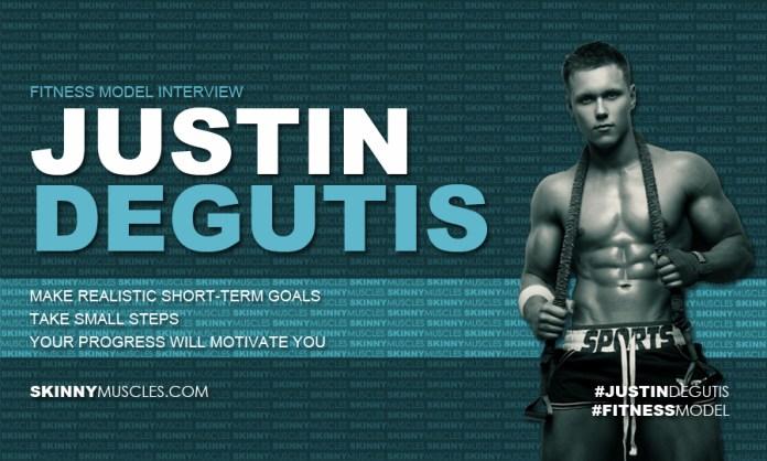Justin Degutis interview