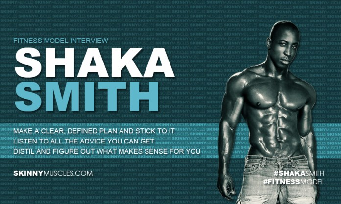 Shaka Smith (Shaka Strong) interview