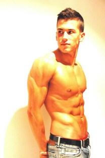 Kike Gil biceps profile