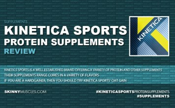 Kinetica Sports - protein supplements review