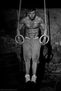 Alexandru Ceobanu - exercising