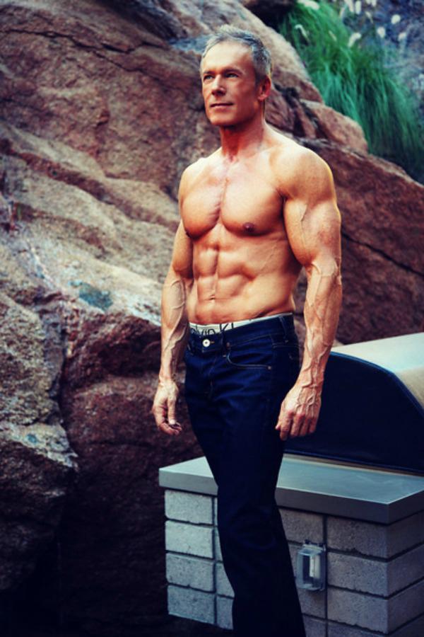 Fitness model interview Philip J Hoffman