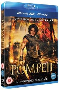 Pompeii Blu-ray