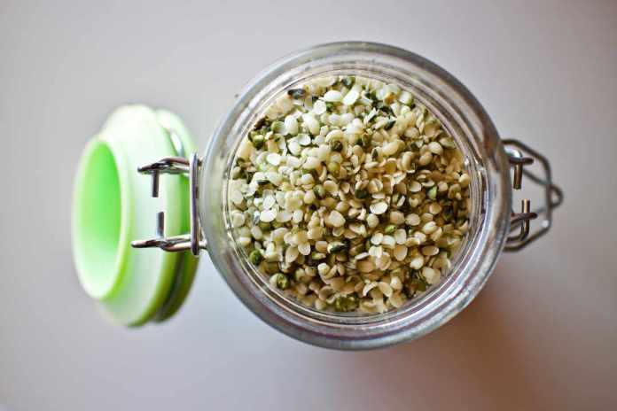 hemp seeds, vegetarian protein sources