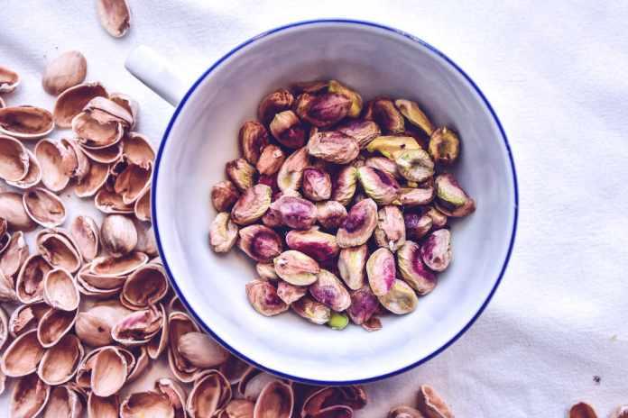 pistachios, plant protein