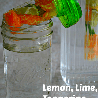 Detox Water for Flat Belly