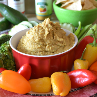 Bean Dip Hummus Recipe No Tahini