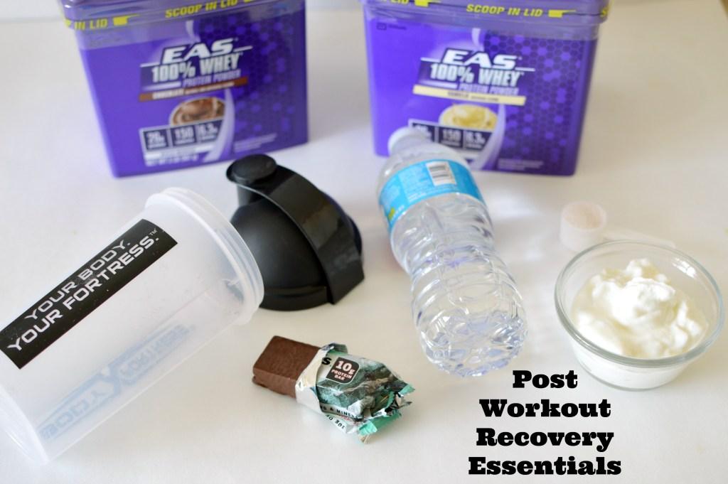 Post workout essentials