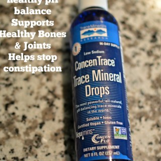 Benefits ConcenTrace® Trace Mineral Drops