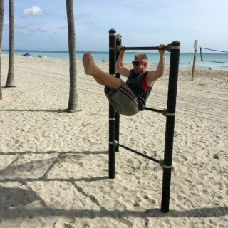 Tips for Working Out on the Beach