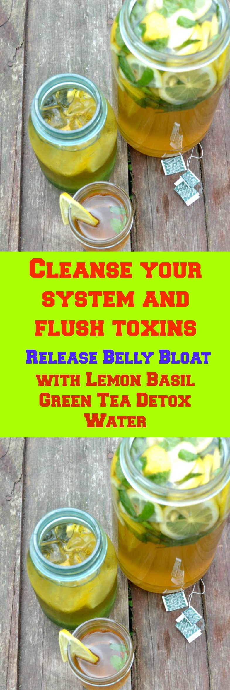 To cleanse your system and flush toxins try&nbsp;<strong srcset=