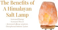 Skinny Points Recipes  Himalayan Pink Salt Lamp and Its ...